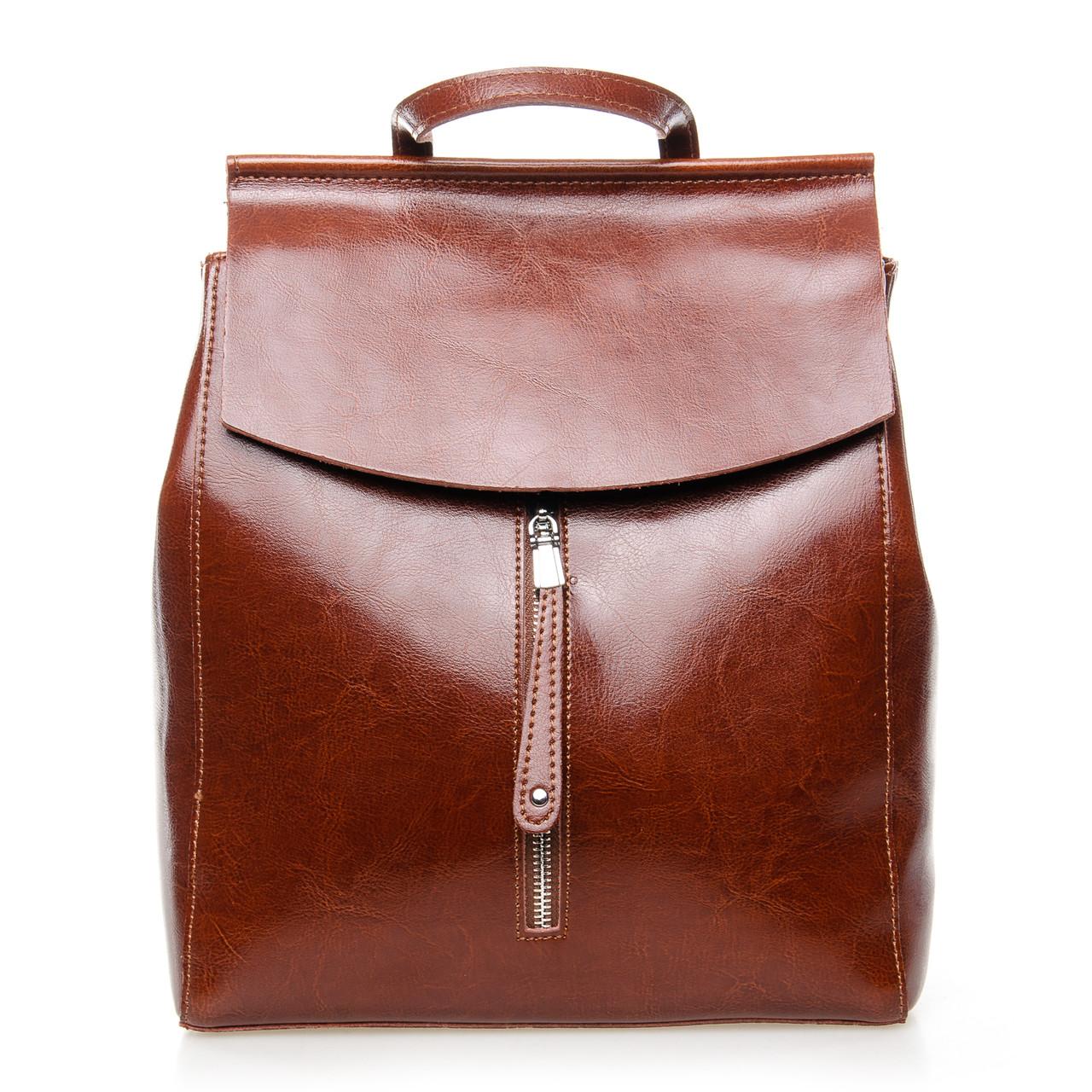 Женский кожаный рюкзак Alex RaI опт/розница
