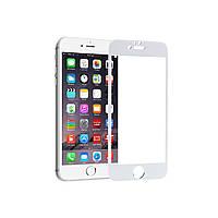 5D Защитное стекло для Apple iPhone 6 / 6s White