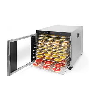 Сушилка для сухофруктов и пищевых продуктов 10 полок Profi Line