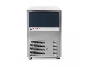 Льдогенератор чешуйчатого льда 25 кг., 50x69,6x69,6 см. Hendi 120 A