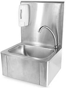 Мойка кухонная бесконтактная 400x320x(H)200/570 мм