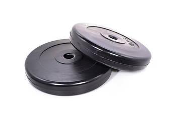 Диски для штанги 2х10 кг Внутренний диаметр - 30 мм.