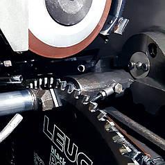 Заточка дисковых пил для форматно-раскроечных станков на оборудовании с ЧПУ