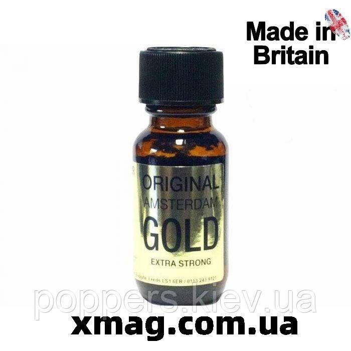 Попперс Original Amsterdam Gold 25ml Британия