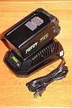 Аккумуляторная батарея Greenworks Elite 40V 3AH Smart Lithium-Ion c USB, фото 7