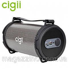 Портативна Bluetooth колонка Cigii S22R
