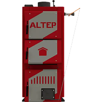 Altep Classic 12 кВт котел длительного горения на твердом топливе с механическим регулятором тяги