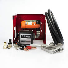 Мини АЗС REWOLT для дизельного топлива на 12В 40л/мин RE SL011B-12V