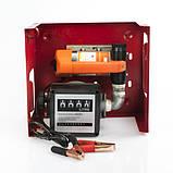Міні АЗС REWOLT для дизельного палива на 12В 40л/хв RE SL011B-12V, фото 4