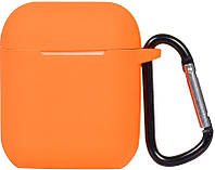 Кейс TOTO 2nd Generation Silicone Case AirPods Orange 101695, КОД: 1309808