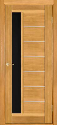 Межкомнатная дверь Дублин-М светлый дуб ПО (склад)