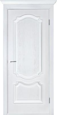 Межкомнатная дверь Престиж белый ясень ПГ (склад)