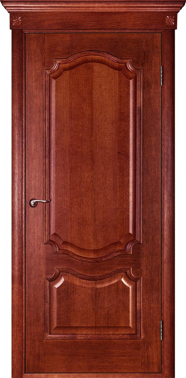 Межкомнатная дверь Престиж вишня ПГ (склад)