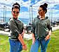 """Женская летняя рубашка до больших размеров 02 """"Коттон Варёнка Спина Макраме"""" в расцветках, фото 4"""