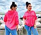 """Женская летняя рубашка до больших размеров 02 """"Коттон Варёнка Спина Макраме"""" в расцветках, фото 5"""