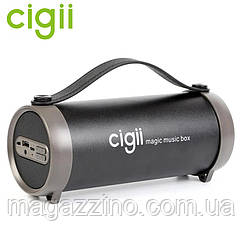 Портативна Bluetooth колонка Cigii S33D