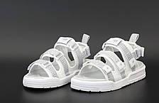 Сандали летние, женские  босоножки NB белые (top replic), фото 2
