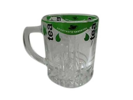 Чашка стекло ОСЗ венеция Зеленый чай 280 мл (18с2028), фото 2