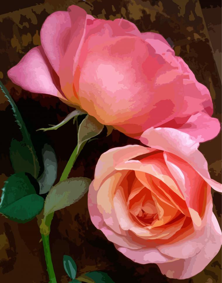 """Картина по номерам. Art Craft """"Совершенные краски"""" 40*50 см 13109-AC"""