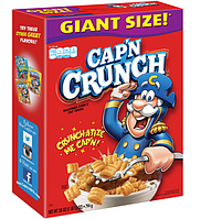 Сухие завтраки Captain Crunch Giant Size 794 g