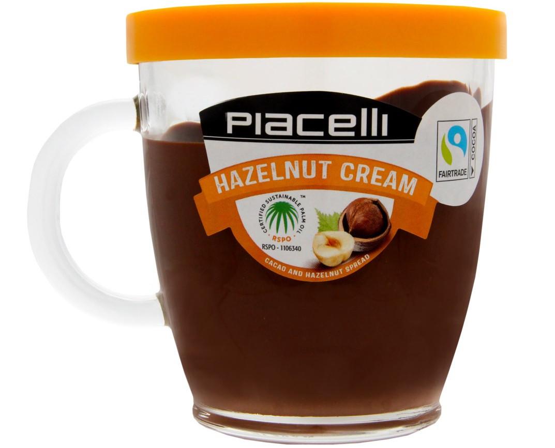 Паста Piacelli Hazelnut Cream 300 g