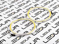 Ангельські глазки COB з колбою діаметр 120мм білий