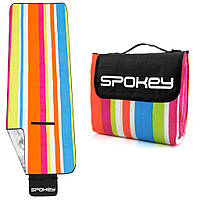 Водонепроницаемый коврик для пикника и пляжа 837267 150х60 см Spokey tur0000392 Разноцветный