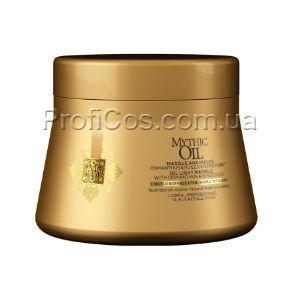 Купить Питательная маска для нормальных и тонких волос L'Oreal Professionnel Mythic Oil Light Oil Masque, 500 мл