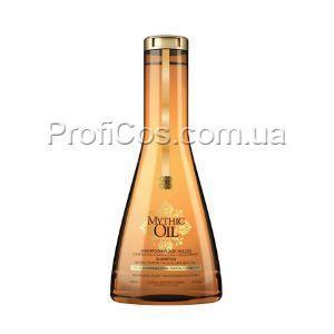 Купить Шампунь для нормальных и тонких волос L'Oreal Professionnel Mythic Oil Shampoo, 1000 мл