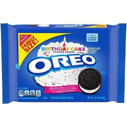 Oreo Birthday Cake USA