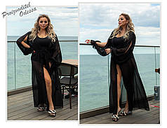 Парео модное БАТАЛ 85360