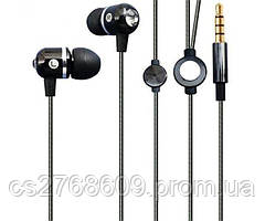 """Hаnds Free Stereo """"ML"""" iPhone 4 (black)"""