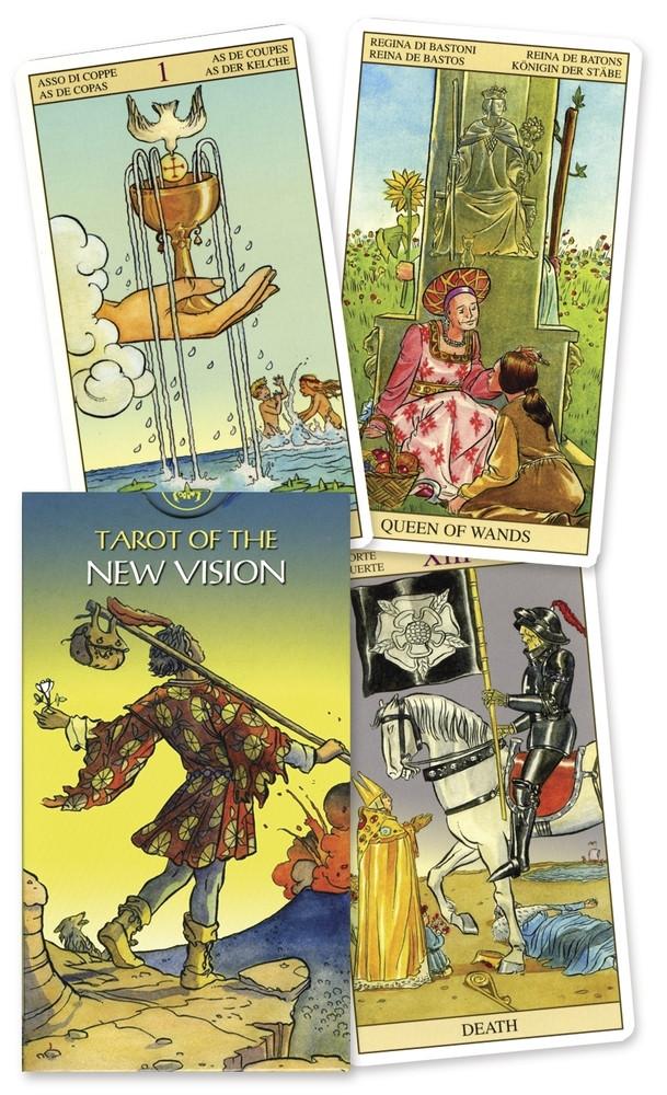 Tarot of the New Vision/ Таро Нового Видения