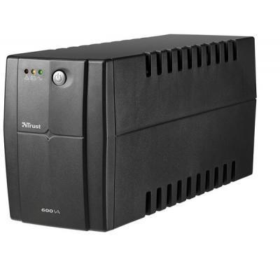 Источник бесперебойного питания Trust UPS Oxxtron 600VA UPS AVR (17681_TRUST)