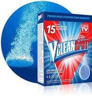 Инновационное экстра универсальное чистящее средство для всех поверхностей Vclean Spot