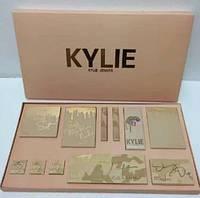 Набор подарочный KYLIE бежевый   Подарочный набор декоративной косметики