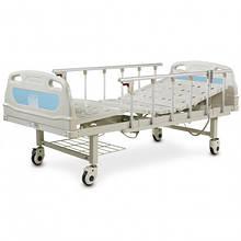 Медицинская кровать с электроприводом (4 секции) OSD-B05P