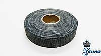 Долевик (флизелин) черного цвета 3 см