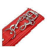Наручники для интимных игр красный, фото 2