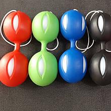 Вагинальные шарики со смещенным центром тяжести зеленый