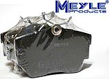 Тормозные колодки задние на Renault Trafic / Opel Vivaro (2001-2014)  Meyle (Германия) MY0252398017, фото 2