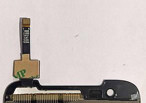 Сенсор (тачскрін) для Lenovo A789 чорний, фото 3