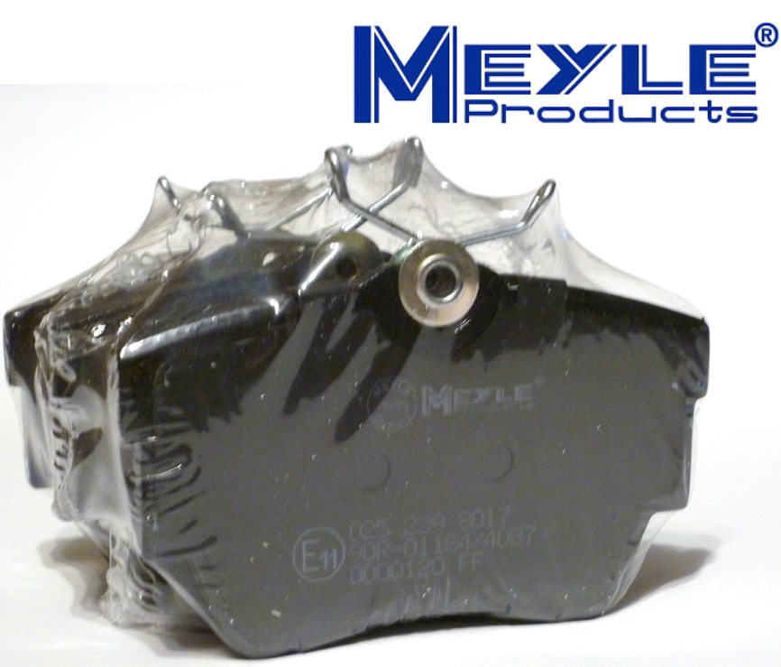 Тормозные колодки задние на Renault Trafic / Opel Vivaro (2001-2014)  Meyle (Германия) MY0252398017