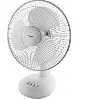 Настольный вентилятор MS 1625 Fan   Вентилятор бытовой 3 скорости