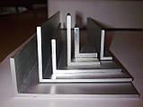 Алюминиевый профиль — уголок алюминиевый 28х20х1 AS, фото 2