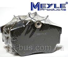Тормозные колодки задние на Renault Trafic III / Opel Vivaro B с 2014... Meyle (Германия) MY0252398017