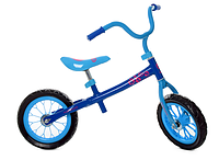 Велобіг M 3255-2 (1шт) два колеса 12д., Блакитний, колесо EVA, Д83-ш48-в65см, в кор-ке,