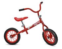 Велобіг M 3255-3 (1шт) два колеса 12д., червоний, колесо EVA, в кор-ке