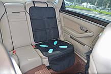 Bugs® Захисний килимок для автомобільного сидіння Gel
