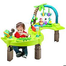 Игровой детский развивающий центр ExerSaucer® Triple Fun ™ Amazon